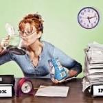 Cijfers burn-out werkstress
