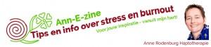 E-zine Anne Rodenburg Haptotherapie